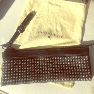 Burberry Prorsum Wristlet Clutch. Used once.